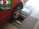 Vizsgaállomás-fékpadi-mérés-személyautó-teherautó-utánfutó-motorkerékpár-terepjáró-komputeres-fékhatásmérés-lengéscsillapítómérés-autószerviz, autójavító, autójavítás: Budapest, XIII ker, 13. kerület, Angyalföld - 640x480 pixel - 73359 byte