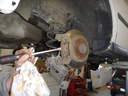 Hátsó-fékbetét-kiszerelése-cseréje-autószerviz, autójavító, autójavítás: Budapest, XIII ker, 13. kerület, Angyalföld - 1024x768 pixel - 217150 byte