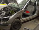 Peugeot 206-os karosszéria javítás közben, autószerviz, autójavító, autójavítás: Budapest, XIII ker, 13. kerület, Angyalföld - 1020x768 pixel - 222555 byte