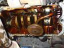 Suzuki-Swift-1.3-G13BB-Főtengelycsapágy-hajtókarcsapágy-olajpumpa-csere-kartertömítés-csere-olajteknő-leszerelése-autószerviz, autójavító, autójavítás: Budapest, XIII-ker, 13. kerület, Angyalföld - 640x480 pixel - 120756 byte